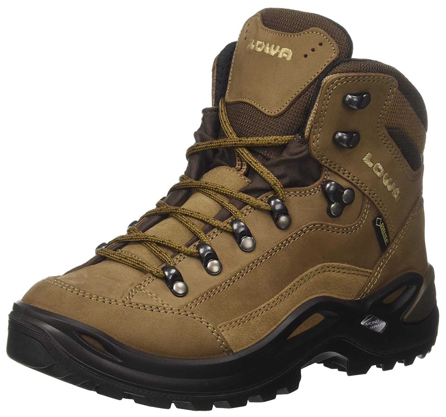 Lowa Women's Renegade GTX Mid Hiking Boot B004S59J6O 6.5 B(M) US|Sepia
