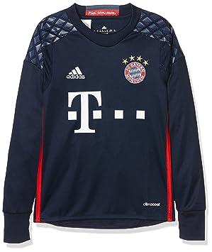 50b7e7081 adidas FCB H GK JSY Y Camiseta 1º Equipación del Bayern FC