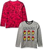 Spotted Zebra Disney Star Wars Marvel Camiseta de Manga Larga - Fashion-t-Shirts Niños