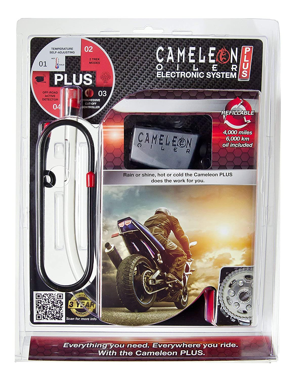 Cameleon Chain Oiler PLUS Cameleon Solution Inc. 820103475648