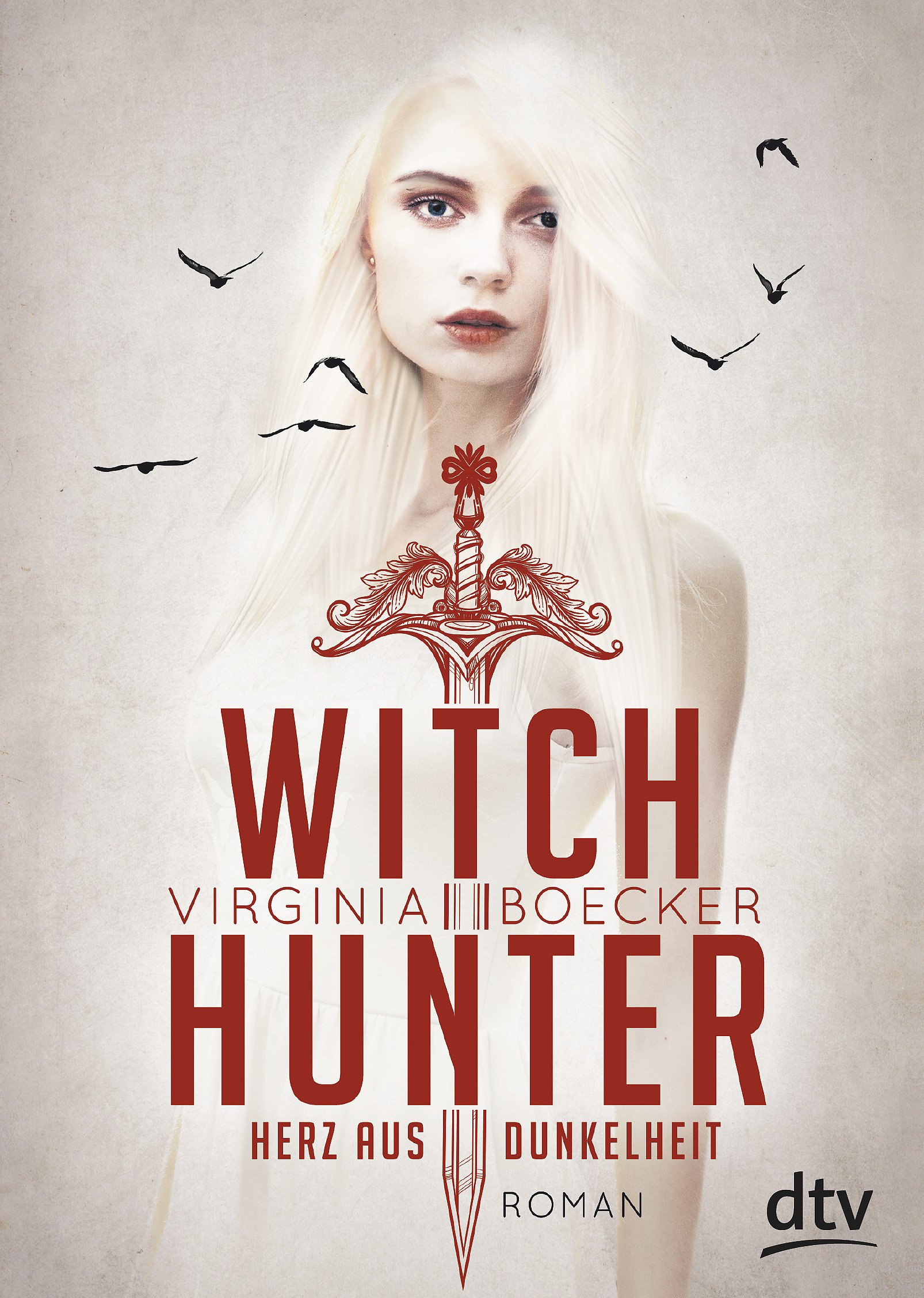 Witch Hunter - Herz aus Dunkelheit: Roman