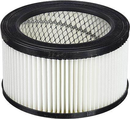 vhbw Filtro de aspiradora Compatible con Monzana Todos los Modelos de aspiradores de Cenizas aspiradora Filtro HEPA