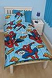 Juego de Cama Individual Spiderma Disney