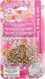 Be Dazzler Stud Refill 200/Pkg-Gold & Silver