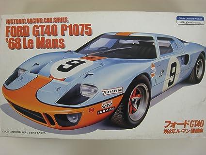 Fujimi Ford Gt  Le Mans Japan Import