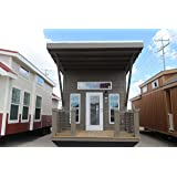 Tiny Home - Park Model RV: Ultimate Vacation Home or Weekend Getaway, 12 x 36, 1 Bed, 1 Bath, 399 sq.ft.