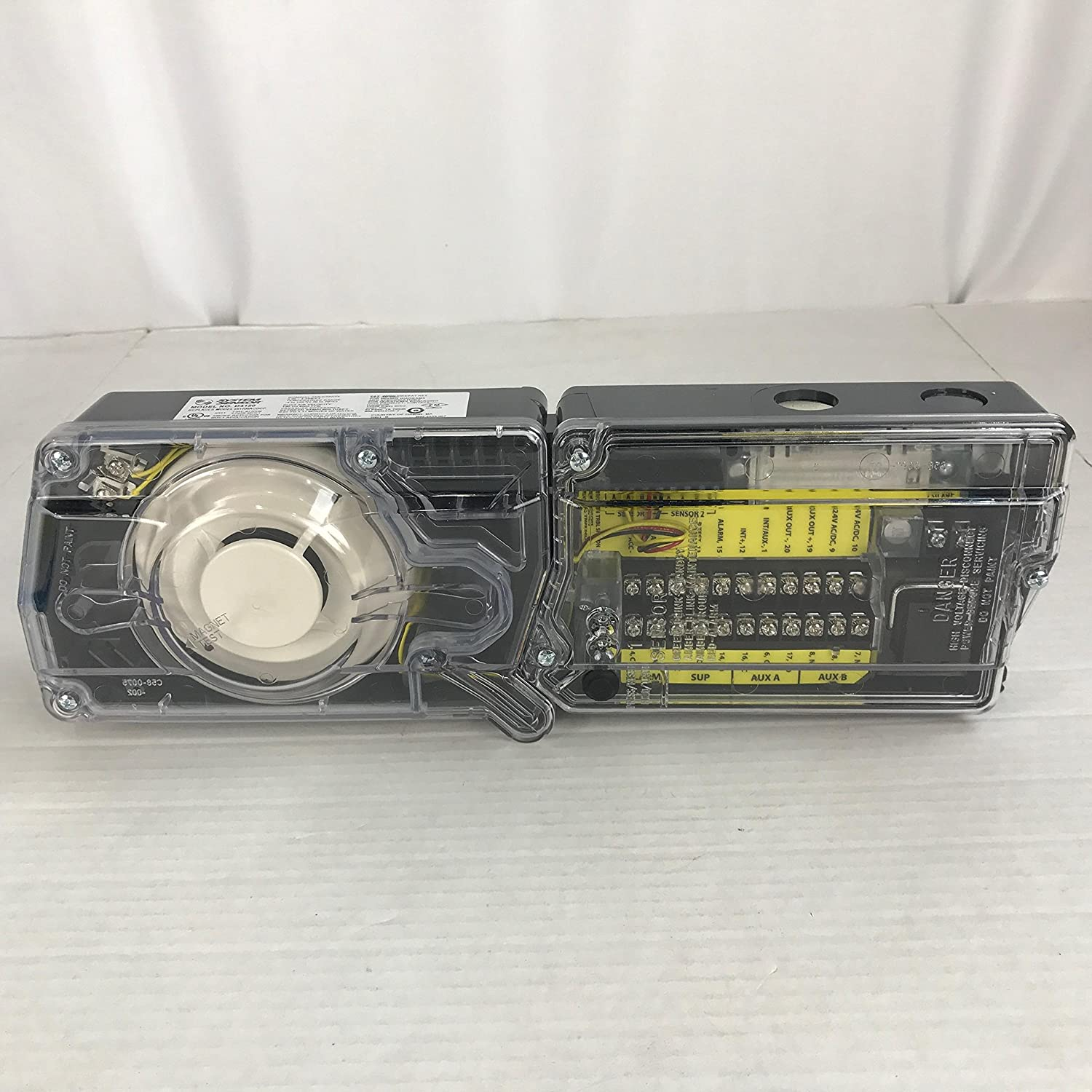 System Sensor D4120- InnovairFlex 4-Wire Photo Duct Detector - - Amazon.com