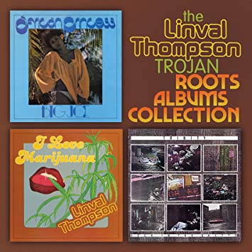 Image result for linval thompson trojan roots