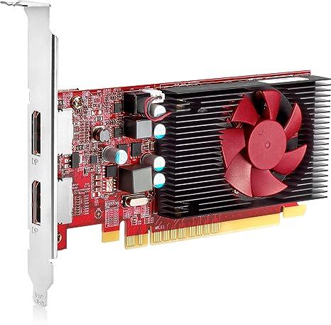 HP AMD Radeon R7 430 2 GB LP 2 DP PCIe x16 GF - Tarjeta ...
