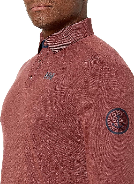 Helly-Hansen Mens Skagen Quick Dry Long-Sleeve Rugger Shirt