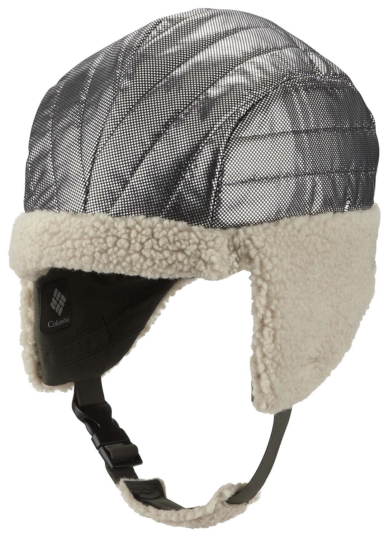 2a53acda3e18c Amazon.com  Columbia Men s Ridge 2 Run II Earflap Hat (Gravel