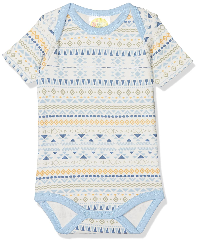 DIMO-TEX Baby Kurzarmbody Indian Summer Bodysuit