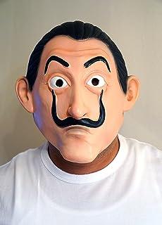 The Original Money Heist Mask La Casa de Papel for Halloween Party Funny Costumes