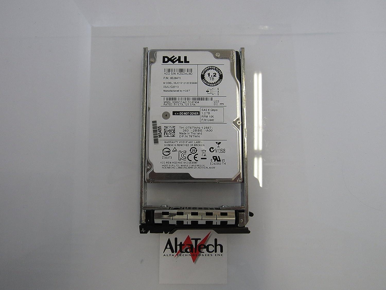 Dell T6TWN 1.2-TB 6G 10K 2.5 SAS w/G176J