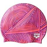 arena Classic Silicone Print Swim Cap