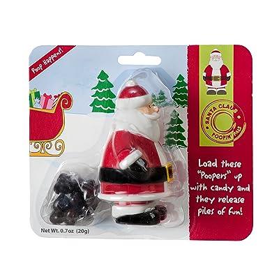 MSRF Poopin' Pets Santa Claus: Grocery & Gourmet Food