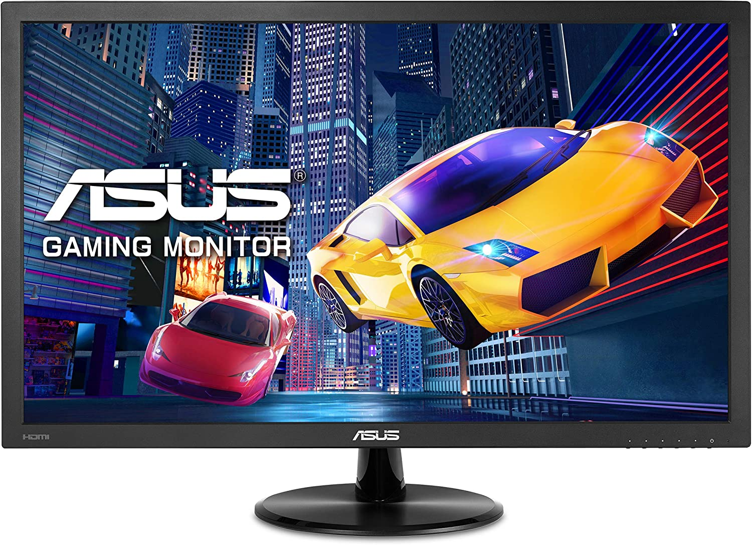 "Asus VP228HE 21.5"" Full HD 1920x1080 1ms HDMI VGA Eye Care Monitor,Blacklight"
