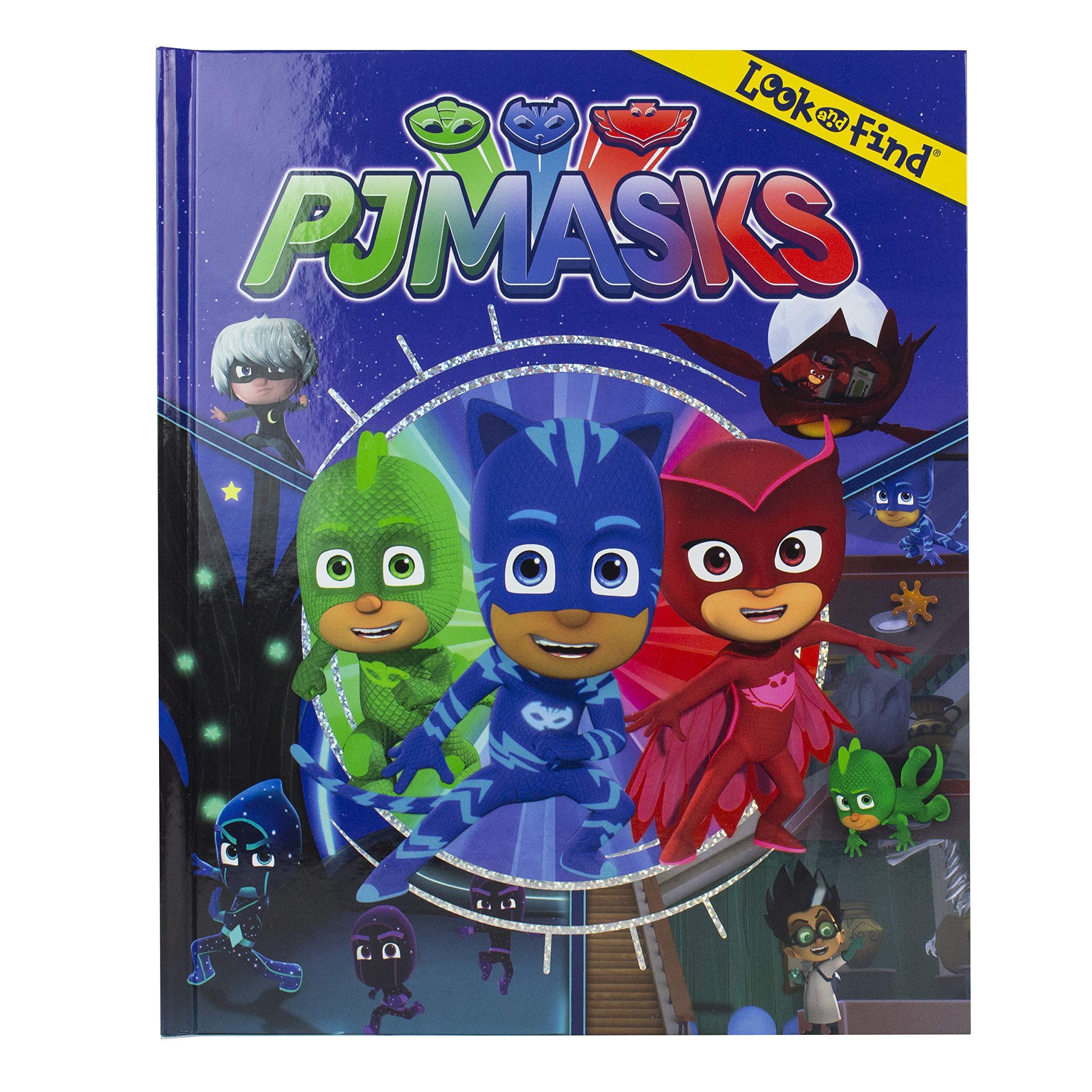 Pj Masks Look and Find : Amazon.es: Libros