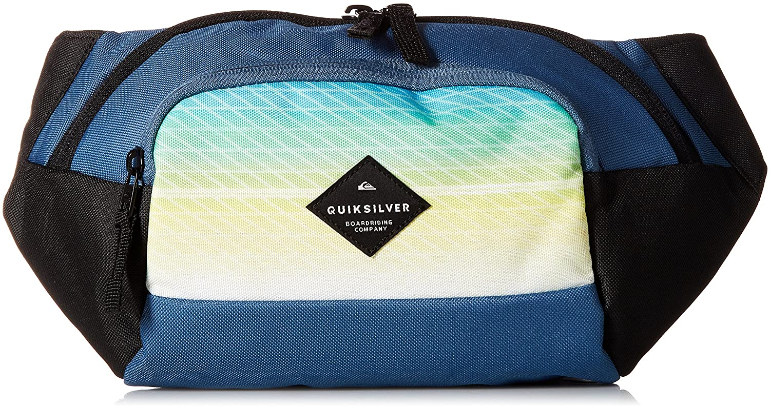 cbd499393d9ed Amazon.com  Quiksilver Men s Lone Walker Waist Fanny Pack Accessory   Clothing