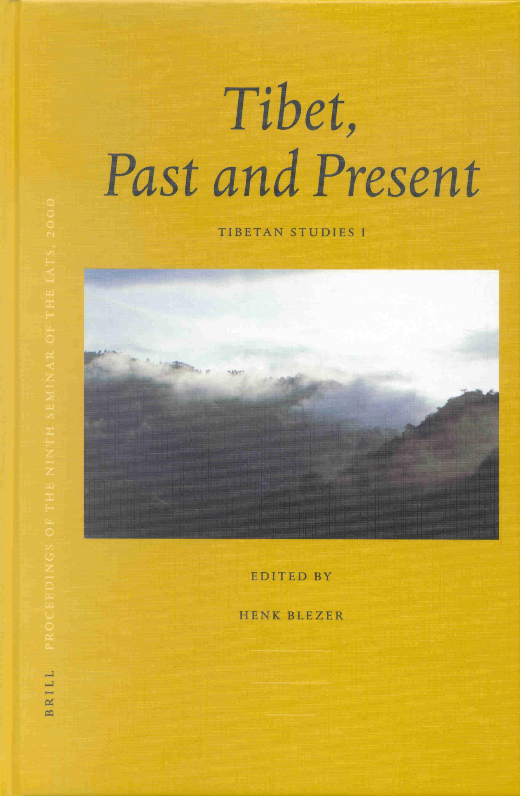 Download Tibet, Past and Present: Tibetan Studies I (Brill's Tibetan Studies Library) pdf epub