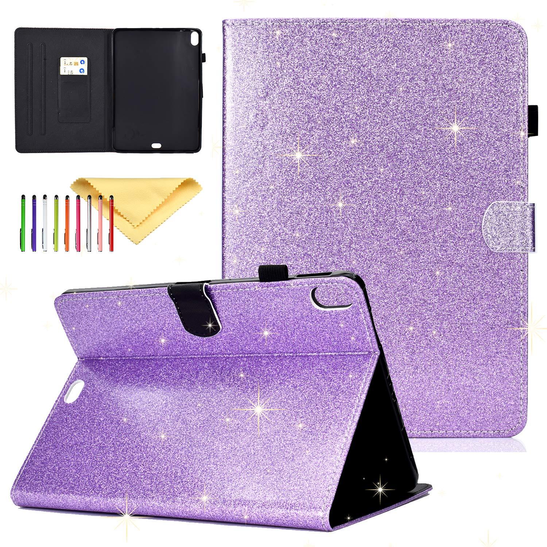 独特の素材 Cookk 11.0 Slim Purple Folio Apple iPad Pro 11インチ 2018用ケース 複数の視聴 B07L3QV7F6 スタンドカバー ペンシルホルダー付き 自動ウェイク/スリープ磁気スマートカバーシェル Apple iPad Pro 11.0インチタブレット用 11.0 Inch CK-2018 #03 Purple B07L3QV7F6, タカギムラ:4e4ef6d0 --- a0267596.xsph.ru