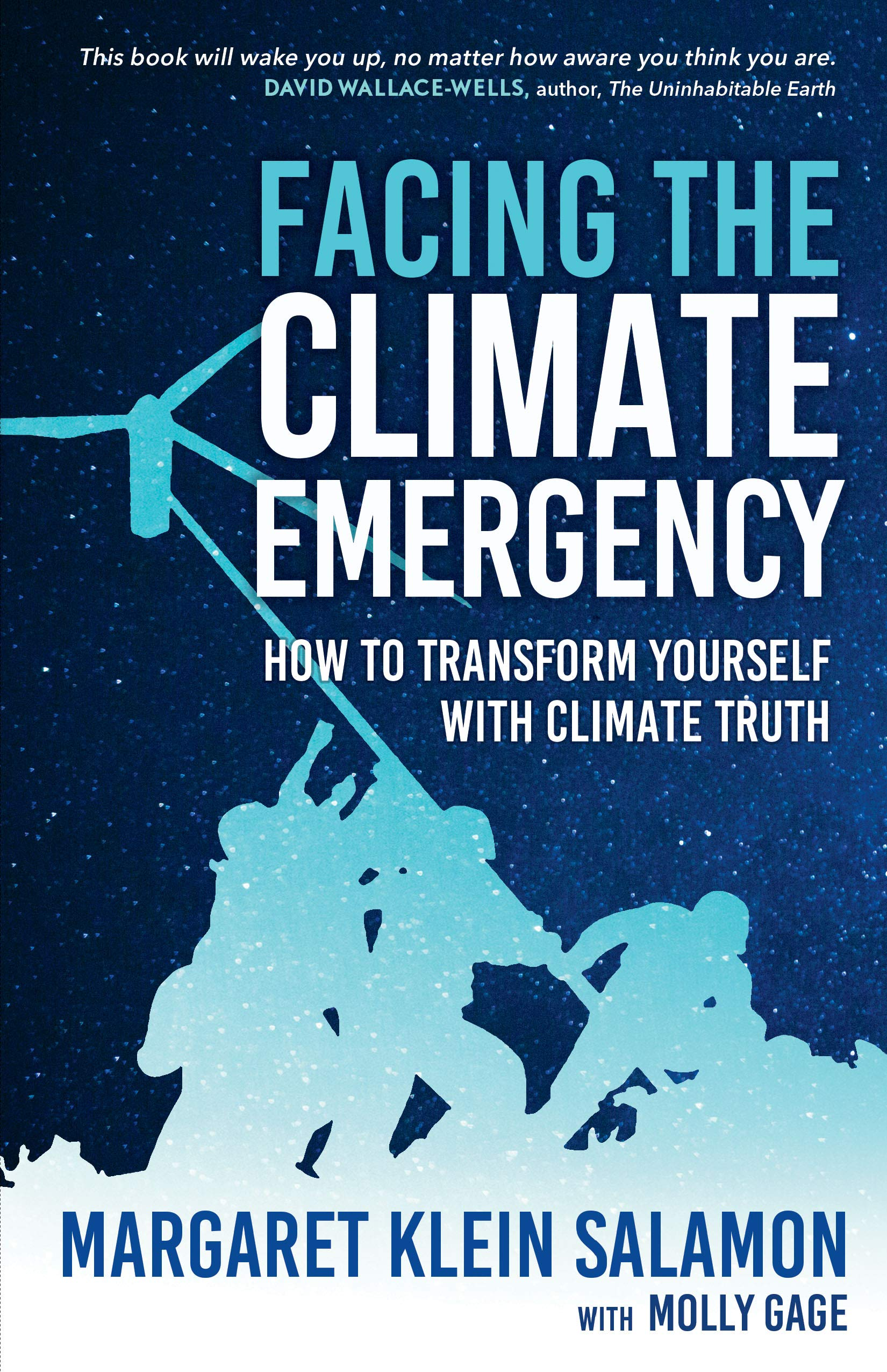 Facing the Climate Emergency: How to Transform Yourself with Climate Truth:  Klein Salamon, Margaret, Gage, Molly, Klein Salamon, Margaret:  9780865719415: Amazon.com: Books