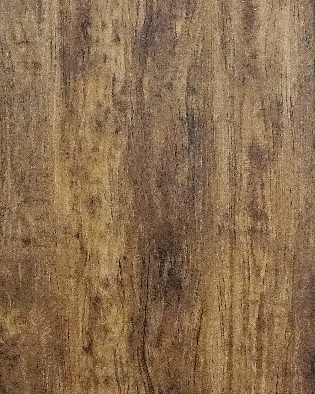 Wood Wallpaper Brown Wood Grain Wallpaper Self Adhesive Wood Peel And Stick Wallpaper Wood Texture Vinyl Film Removable Wallpaper Wall Covering Paper Shelf Paper Drawer Liner Roll 17 7 X78 7 Amazon Com