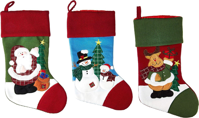 Family Holiday Christmas Stockings Christmas Tree Blue Stocking Heirloom Christmas stocking Personalized Needlepoint Stockings
