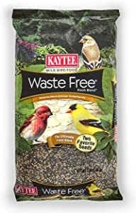 Kaytee Waste Free Finch Bird Seed Blend