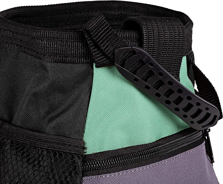 XL mintlila Mantle Boulder Bag Bina