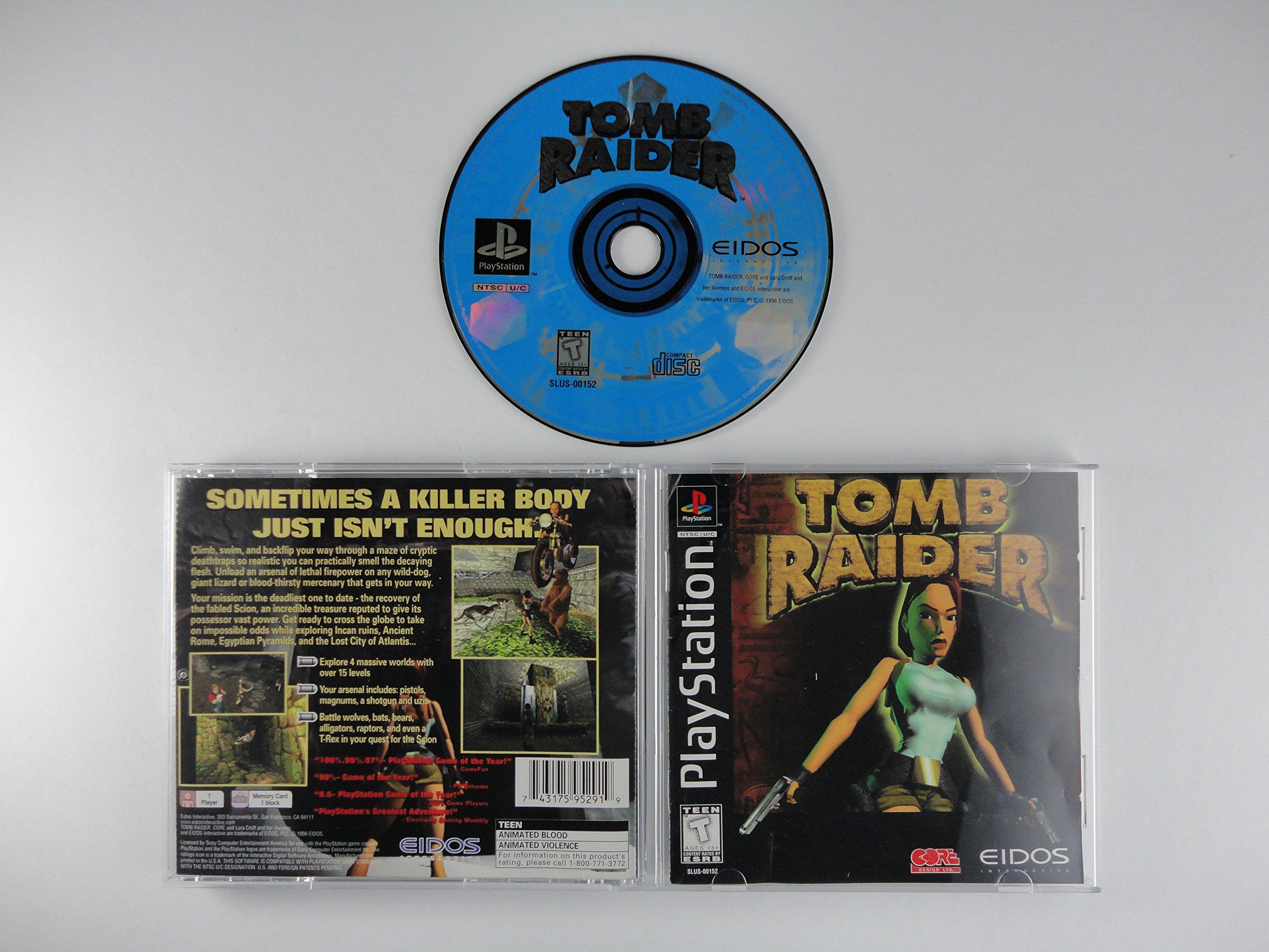 Amazon Com Tomb Raider 0788687301633 Unknown Books