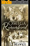 Omega Remembered:  M/M Shifter MPREG Romance (Northern Lodge Pack Book 2)