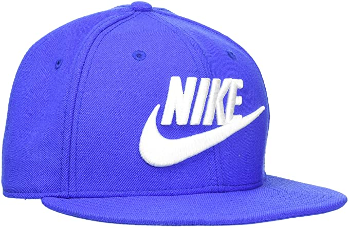 4a2d6e5ce04df Nike Unisex True Futura Cap - Black Black Black White
