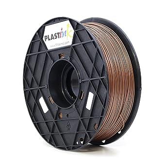 plastink pla175ott 1mt PLA Filamento para impresora 3d, metal 7, 1 ...