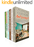 Cleaning And Organization Box Set (6 in 1): Learn How Get Organized And Clean Your Home Fast (Cleaning Tips, DIY Hacks, Organization Strategies, Simple Living, How To Clean Fast)