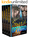 Sons of Optorio Complete Series Box Set (Books 1 - 4) (Optorio Chronicles)