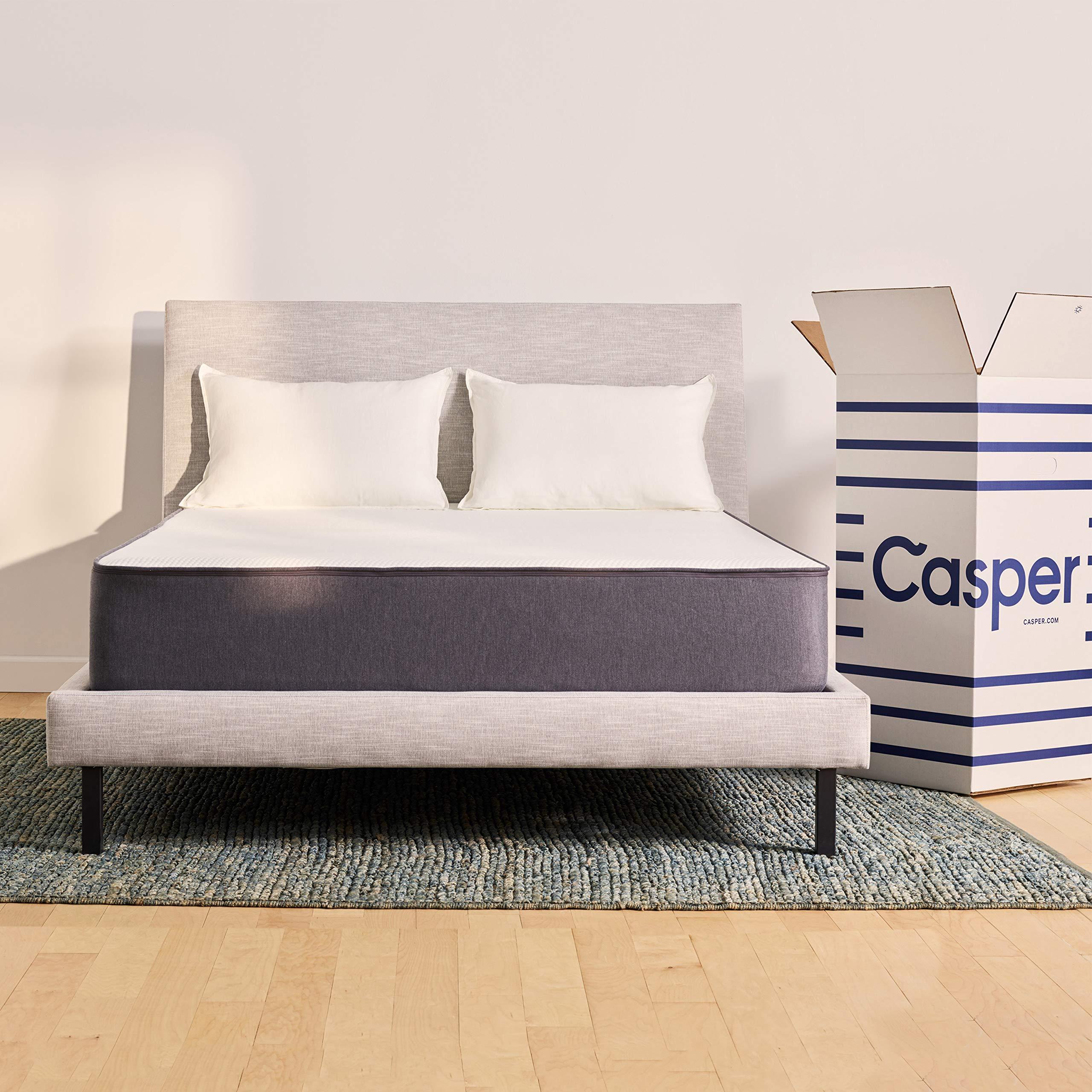 Casper Sleep Foam Mattress, Queen 12'' by Casper Sleep