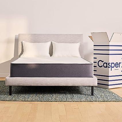 Casper Die Matratze Deines Lebens Hochwertige Bequeme Matratze Mit Konstant Angenehm Kühler Temperatur Atmungsaktiv Und In Modernem Design