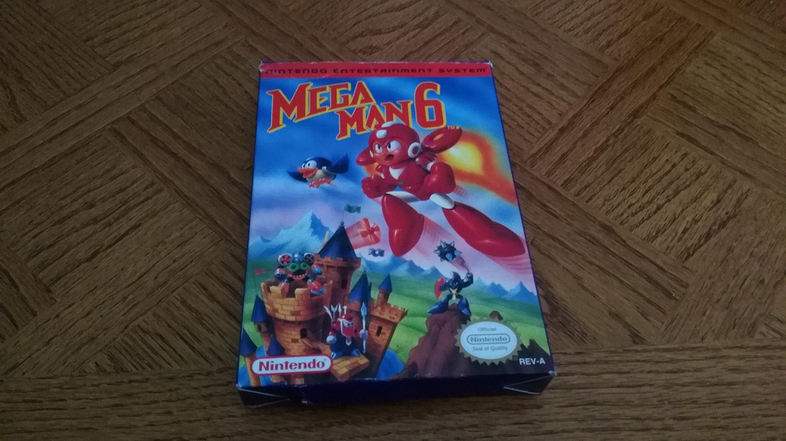 Amazon com: Mega Man 6: Video Games
