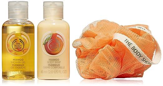 The Body Shop Mango Treats
