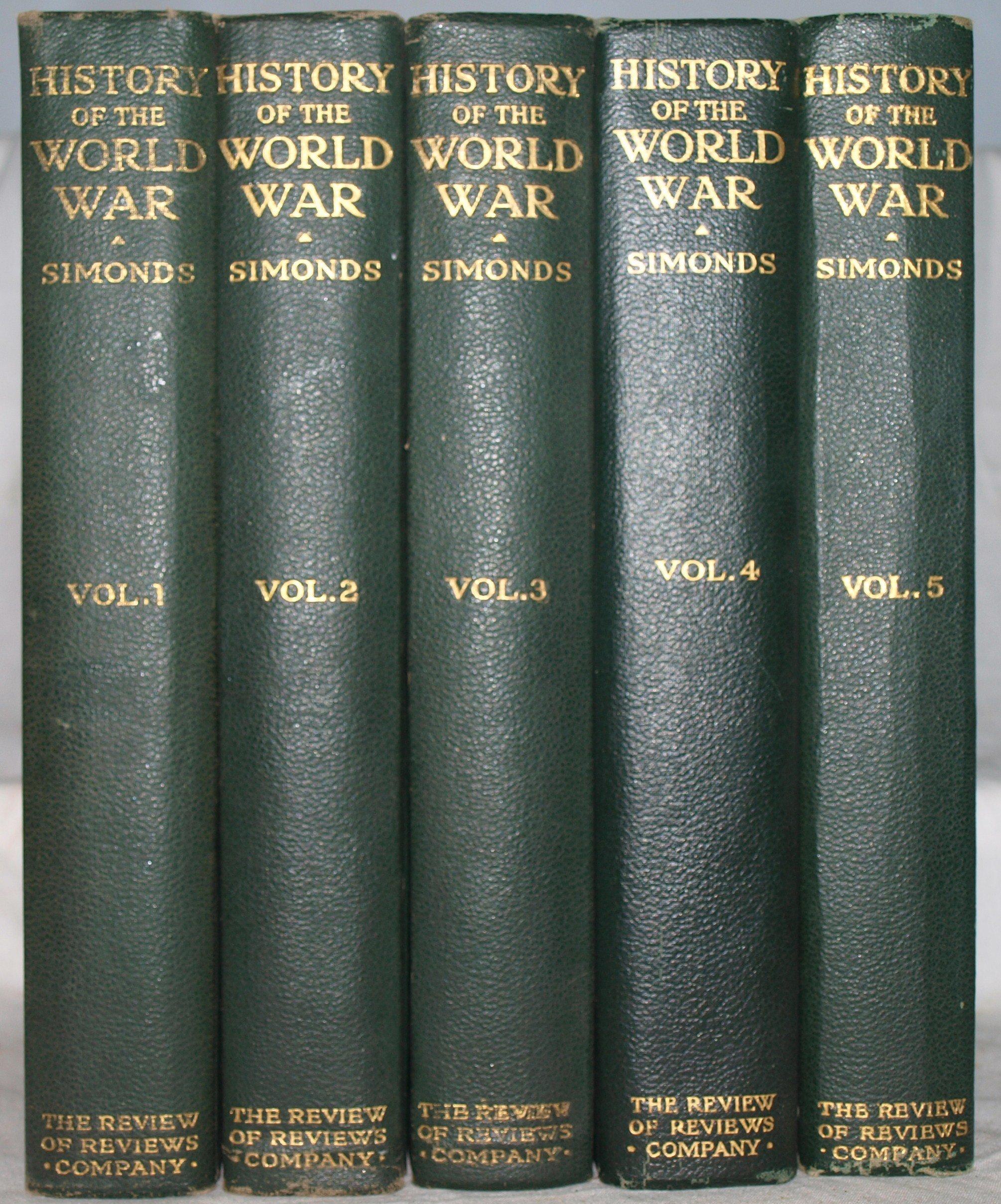History of the world war, PDF