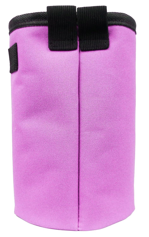 No Leak Drawstring Bag and Secure Zip Pocket Blue CB2 Elite Sportz Equipment Rock Climbing Chalk Bag and 2 x Chalk Balls