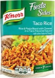 Knorr Fiesta Sides Rice Side Dish, Taco Rice 5.4 oz