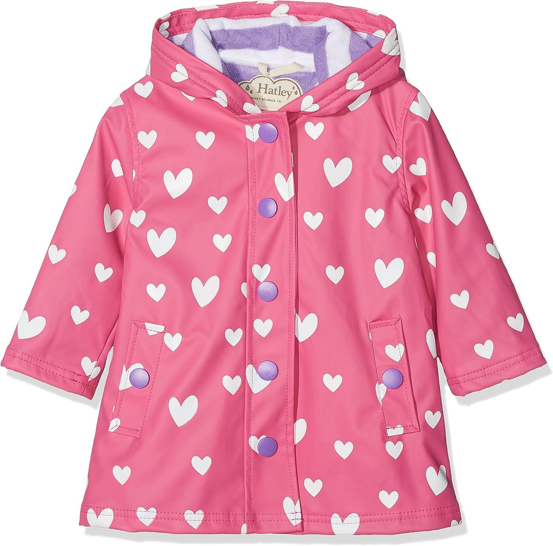 Hatley Splash Jackets Giacca Impermeabile Bambina
