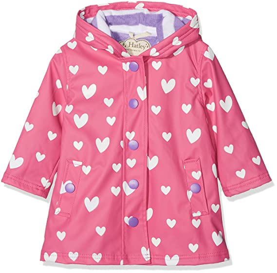 77728db1a Hatley Girls Splash Rain Jacket