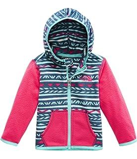 b37b12dc6d7 Amazon.com  The North Face Kids Baby Girl s Glacier Full Zip Hoodie ...