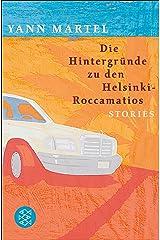 Die Hintergründe zu den Helsinki-Roccamatios (German Edition) Kindle Edition