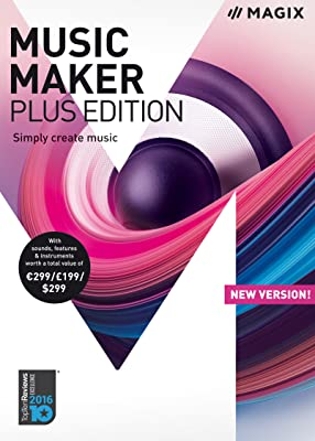 MAGIX Music Maker - 2018 Premium Edition