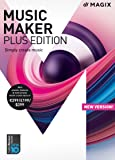Software : MAGIX Music Maker – 2018 Plus Edition – Produce, record and mix music [Download]