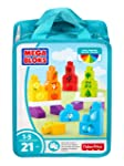 $9 (was $12.99) Mega Bloks Learn My Colors Building Set